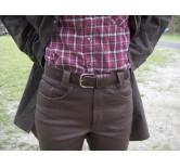 Bushmans Belts in leather